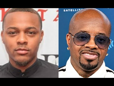 Jermaine Dupri Calls out Bow Wow for him Saying He Had Addiction Problems #bowwowchallenge allegedly