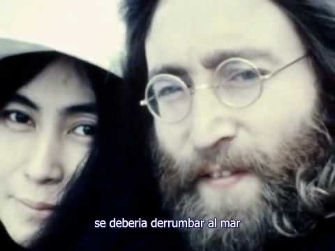 John Lennon &#8211; Stand by me (Subtitulos Espaol)