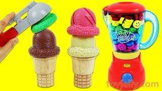 Learn Colors Ice Cream with Smilely Candy Blender Play Baby kitchen Toy Nursery Rhymes for KidsFun and Creative Toddler Learning Video, Kids Video for Toddlers - toyjelly.comSounds : freesound.org/jokersounds.com/soundbible.comLicensed under Creative Commons: By Attribution 3.0http://creativecommons.org/licenses/by/3.0/