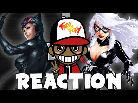 CATWOMAN Vs BLACK CAT!!! | DBX Reaction
