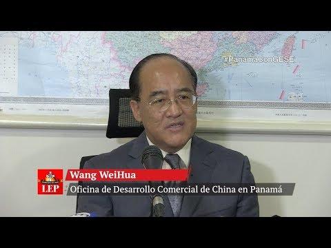'Tren ligero fue una propuesta del presidente Varela que todavía necesitamos estudiar': Wang