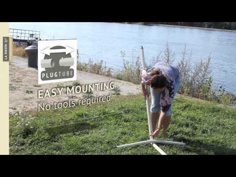 Stojalo NEPTUNO:  www.youtube.com/watch?v=ir2NpyygJM8