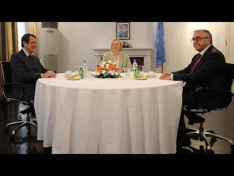 Έτοιμοι για τριμερή με ΓΓ του ΟΗΕ δήλωσαν Αναστασιάδης και Ακιντζί …
