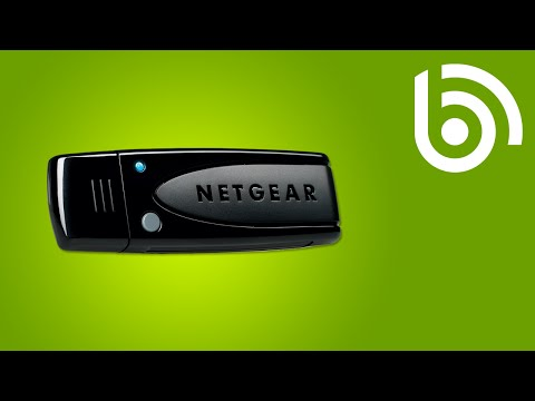 Netgear WNDA3100 WiFi N USB Adapter