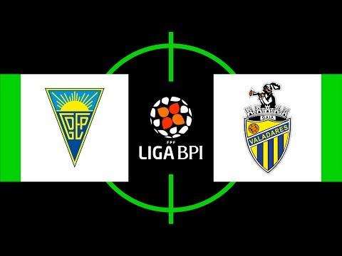 Liga BPI: GD Estoril Praia 4 - 2 Valadares Gaia FC