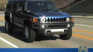 2008 Hummer H3 Review Video – Kelley Blue Book