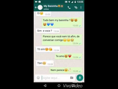 Status bonitos para Whatsapp - Amor incompleto!