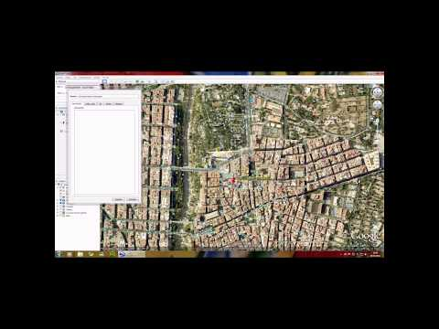 Trazar una ruta en Google Earth