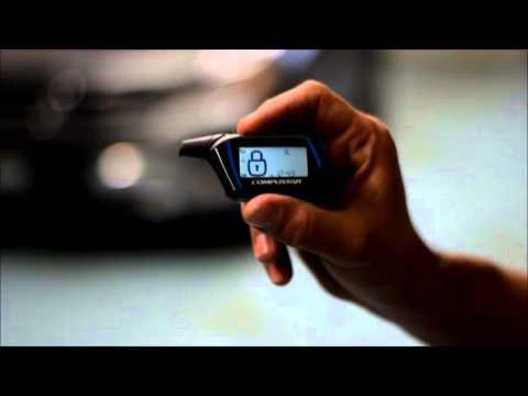 Mercedes Benz Remote starter, ML350 2015 Compustar 705 remote starter