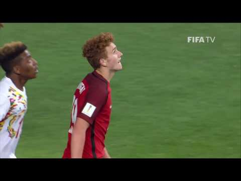 Match 24: Senegal v. USA - FIFA U-20 World Cup 2017 (видео)