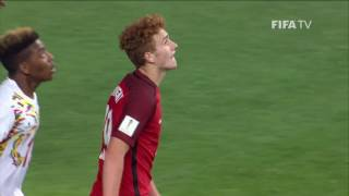 Watch highlights of the match between Senegal and USA from the FIFA U-20 World Cup in Korea Republic.