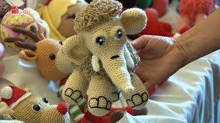 Spolek ručních řemesel pomáhá dětskými hračkami