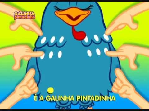 Galinha Pintadinha 2 - Quem é que tem