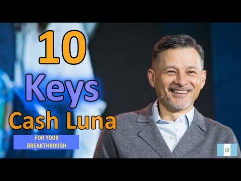 Cash Luna (Secrets) - 10 Keys For Your Breakthrough