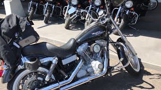 8. 2007 Harley-Davidson Dyna Super Glide