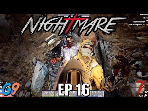 7 Days To Die - Nightmare EP16 (Insane Difficulty - Alpha 19)