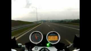9. SUZUKI GSF 1250 N BANDIT - WHEELIE & HIGHWAY RUN