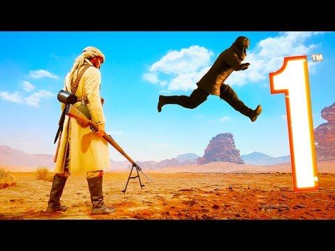 Battlefield 1 - Random & Funny Moments #11 (To Infinity & Beyond!) (видео)