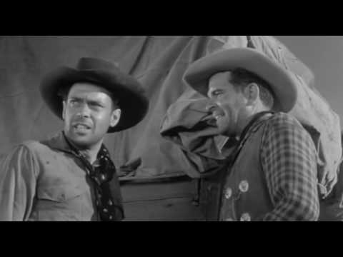 Massacre Canyon  Western 1954  Philip Carey, Audrey Totter & Douglas Kennedy