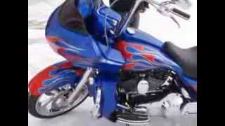 10. 2000 Harley-Davidson CVO Screamin' Eagle