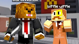 Owning My Own McDonalds In Camp Minecraft | JeromeASF