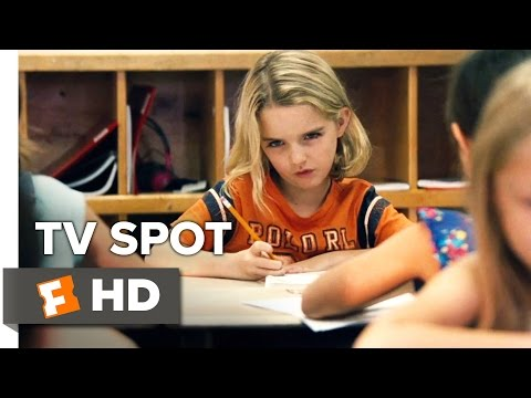 Gifted TV SPOT - Mary (2017) - Chris Evans Movie