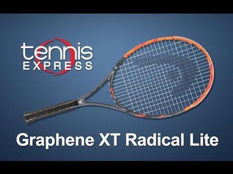 HEAD Graphene XT Radical Lite Racquet Review | Tennis Express