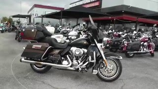 10. 642133 - 2013 Harley Davidson Ultra Limited FLHTK 110th Anniversary - Used Motorcycle For Sale
