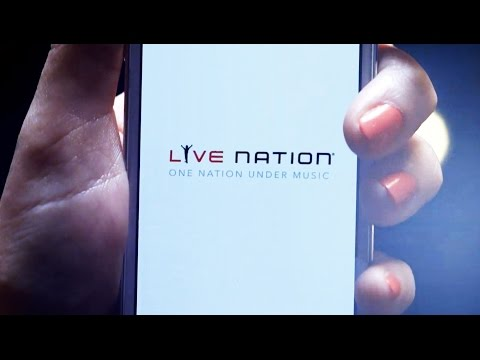 Live Nation powers its Customer Journey with Salesforce