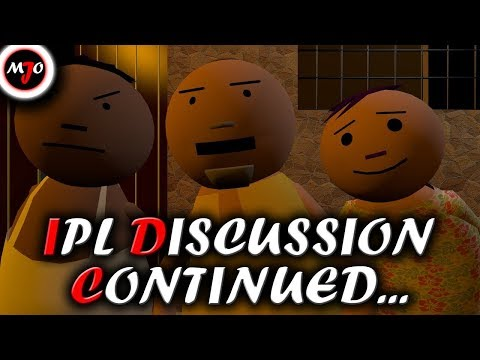 Video MAKE JOKE OF ||MJO|| - IPL DISCUSSION CONTINUED download in MP3, 3GP, MP4, WEBM, AVI, FLV January 2017