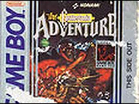 castlevania the adventure game boy color