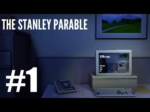 The Stanley Parable | HILARIOUS MIND F*CKERY | Full Steam Version