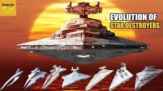Video The Evolution of the Star Destroyer MP3, 3GP, MP4, WEBM, AVI, FLV Maret 2018