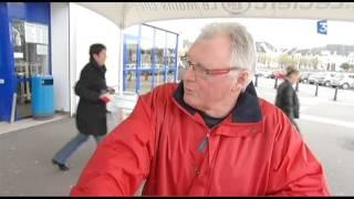 Lanester France  City pictures : Clients du Leclerc de Lanester (56)