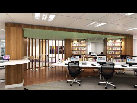 PZ Cussons Workplace Design Narrative