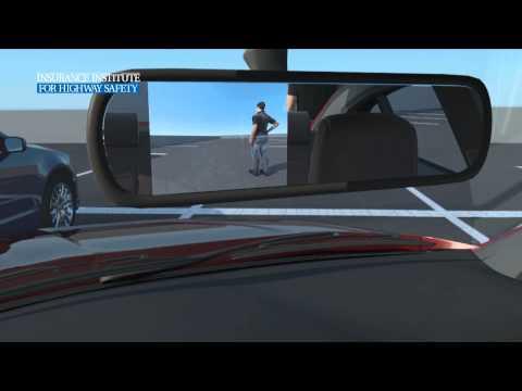 Systém upozornění na vozidla blížící se z boku