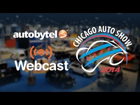 Video: Autobytel Live from the 2014 Chicago Auto Show