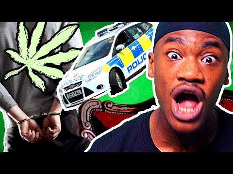 Busted by the POLICE?! Ty's Tales Ep 3