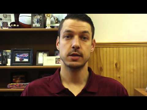 Matt Logie Men's Basketball Dec. 14, 2015
