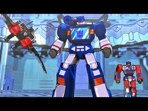 Transformers Devastation #09: Ferrotaxis, Nova Prime e Proudstar - PS4 / Xbox One gameplay