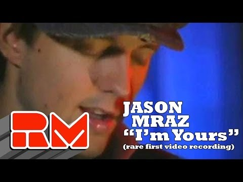 "Jason Mraz – ""I'm Yours"" LIVE (Official RMTV Acoustic) Rare Early Performance!"
