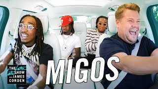 Video Migos Carpool Karaoke MP3, 3GP, MP4, WEBM, AVI, FLV Desember 2018