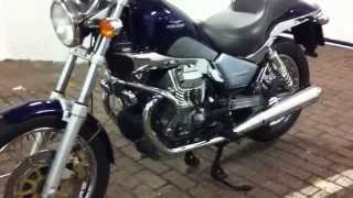 7. MOTO GUZZI NEVADA 750 CLUB
