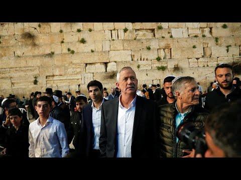 Israel: Arabische Liste spricht sich für Gantz als Mi ...