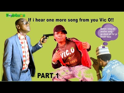 Vic.O - The Greatest Nigerian Rapper..Not .Part 2- Hilarious Parody