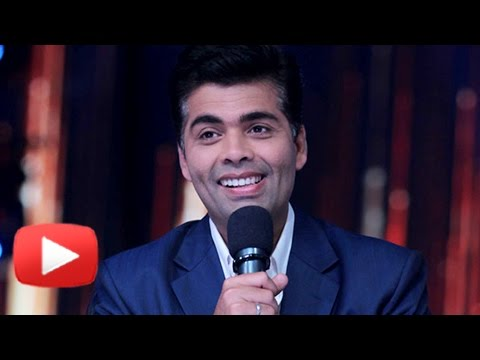 Karan Johar MOCKS Bollywood Actresses, makes Chris