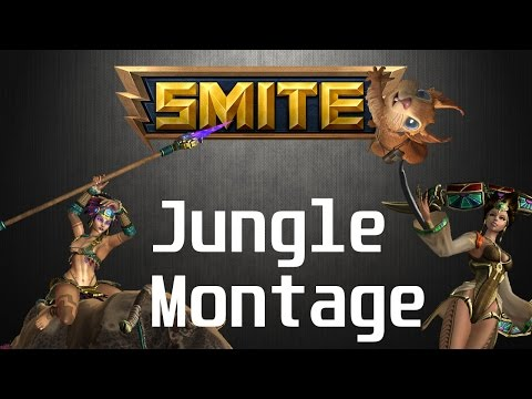 MISS ME WITH THAT DEATH SHIT - A Smite Jungle Montage