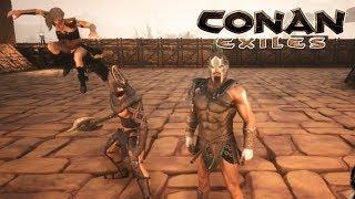 Conan Exiles   #8 DRAGON BONE