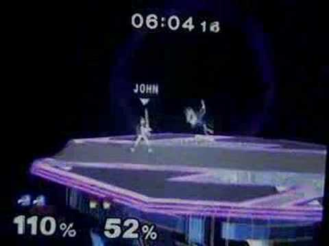 Grni(Falco) vs John(Roy) 3