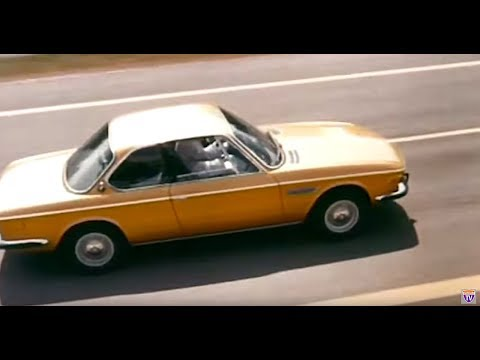 ☆ Carjam: BMW 3.0 CSI E9 Car Commercial BMW Official History